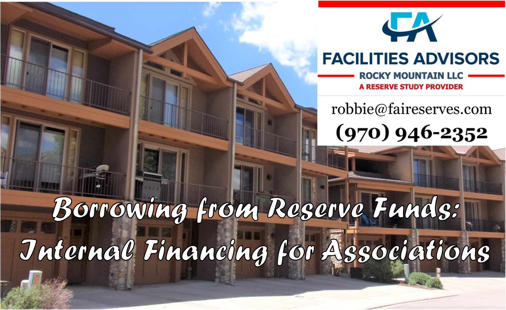 borrowing from reserve funds